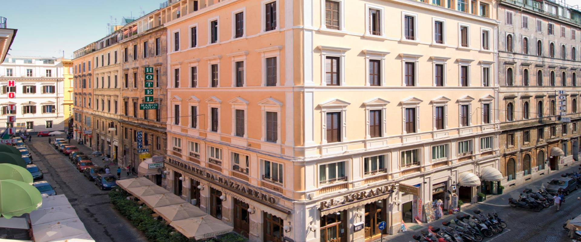 At marco polo hotel  our priority is you marco polo hotel rome